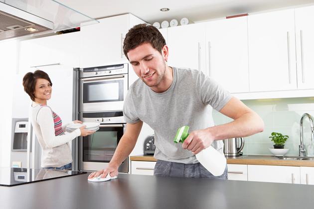 Ingin Dapur Bersih? Berikut Caranya