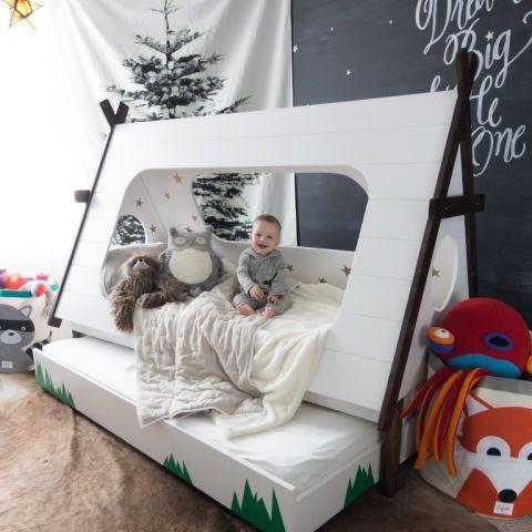 Ingin Anak Anda Berani Tidur Sendiri Dan Betah Dikamar? Berikut Tipsnya