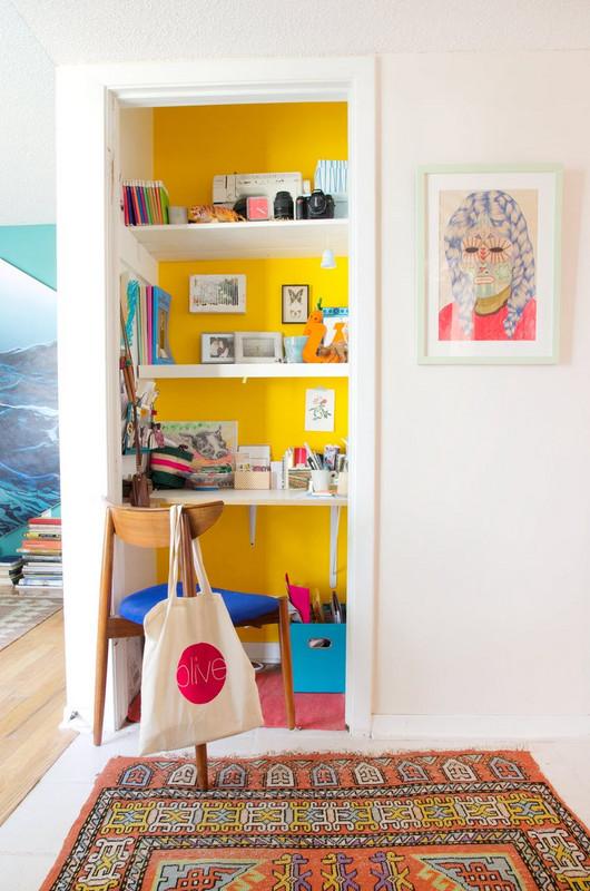Alasan Menerapkan Warna Kuning Untuk Dekorasi Rumah