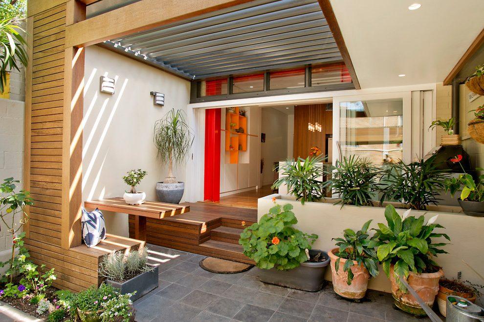 Ingin Teras Rumah Anda Cantik Dan Nyaman Berikut Caranya