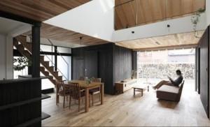 Tips Mempercantik Lantai Kayu Dengan Warna