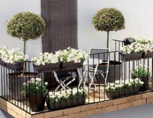 Tips Membuat Balkon Rumah Sederhana dan Nyaman