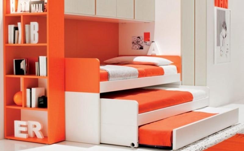 Tips Membuat Kamar Tidur Anak Untuk 3 Orang Anak