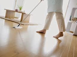 Ingin Lantai Bersih dan Mengkilap Dengan Bahan Alami? Itu hal yang Gampang