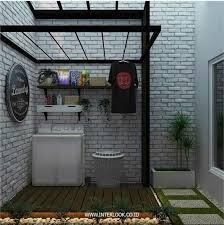 Inspirasi Ruang Jemur Rumah