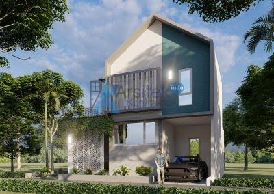 Hunian 2 Lantai – Ibu Ajeng – Yogyakarta