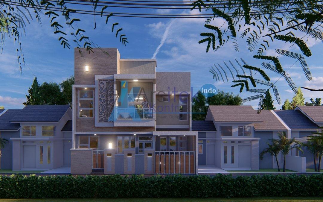 Hunian 2 Lantai – Ibu Endang – Yogyakarta