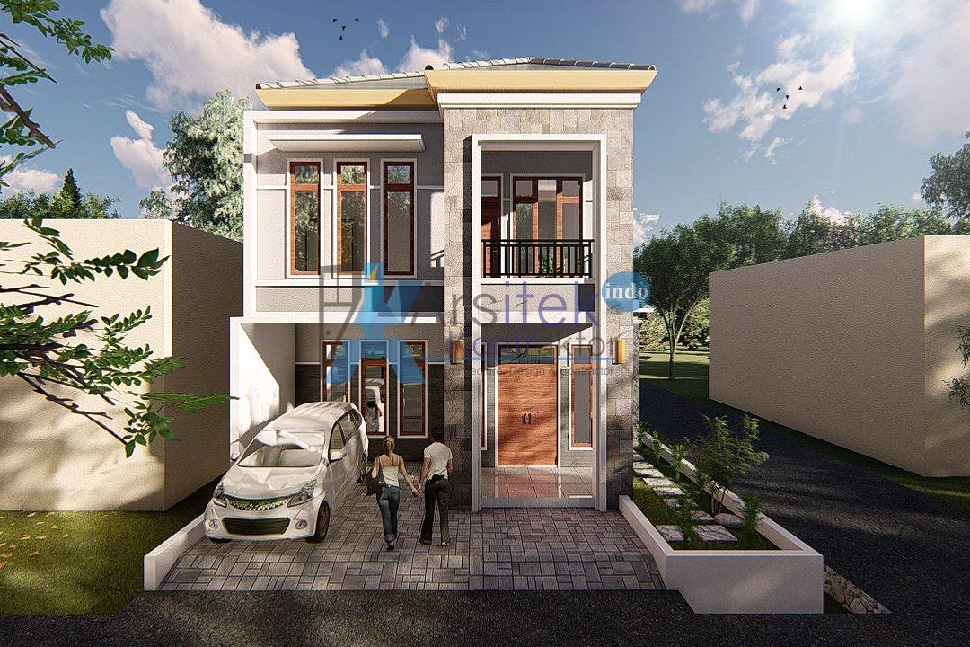 Hunian 2 Lantai – Ibu Devina – Yogyakarta