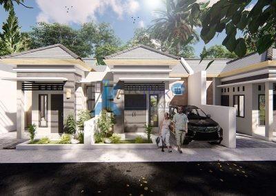 Hunian 1 Lantai – Bapak Fatoni – Yogyakarta