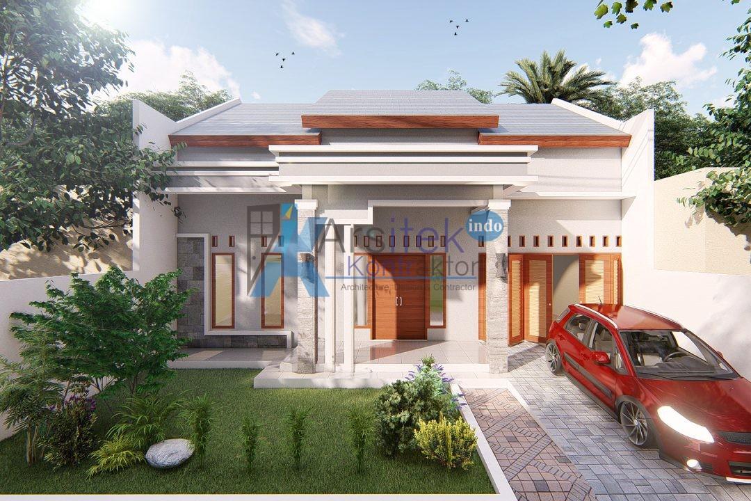 Hunian 1 Lantai – Ibu Fada – Yogyakarta