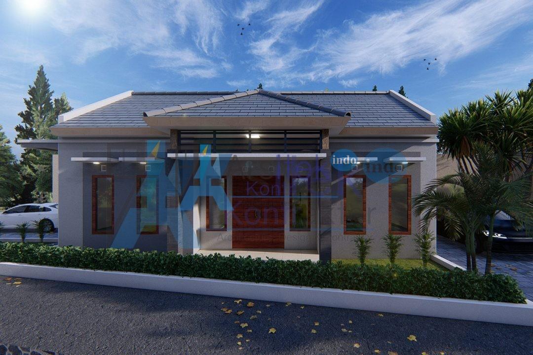 Hunian 1 Lantai – Ibu Ton – Yogyakarta