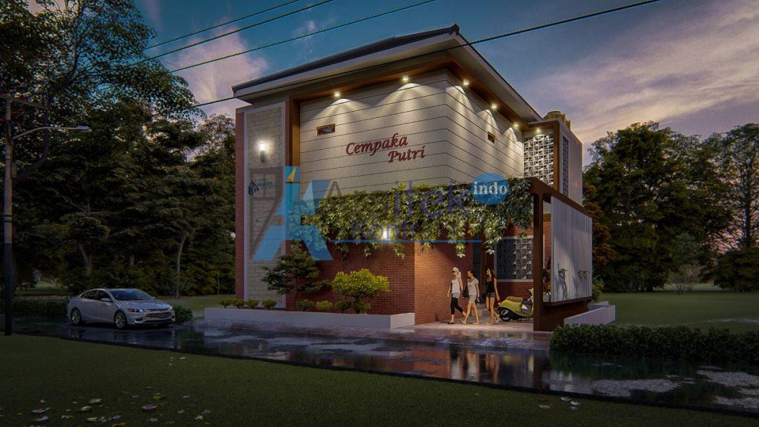 Kost 2 Lantai – Bp Budi – Yogyakarta