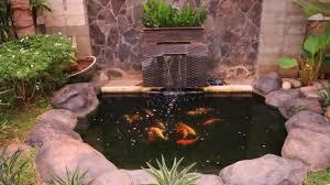 Buat Kolam Ikan di Rumah