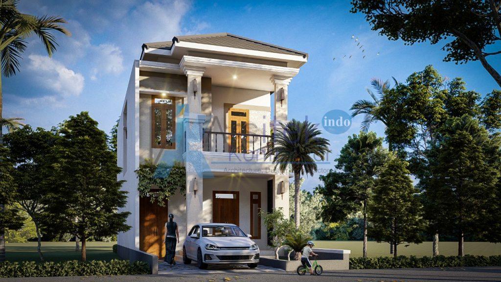 Inspirasi Desain Rumah 2 Lantai
