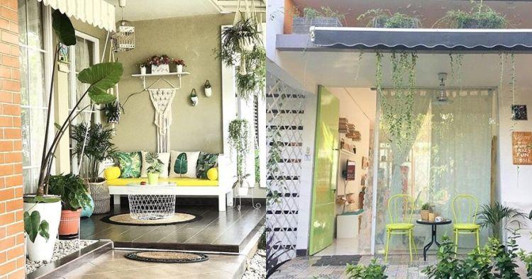 Dekorasi Teras Rumah yang Cantik dan Fungsional